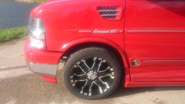 Chevrolet Chevy Van Chevy Van  AWD Camper