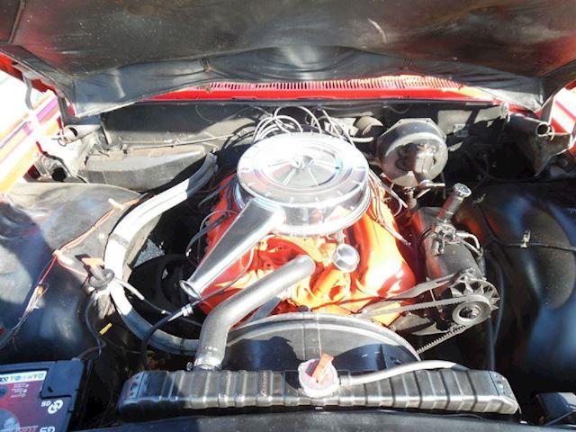 Chevrolet Impala Convertible 454