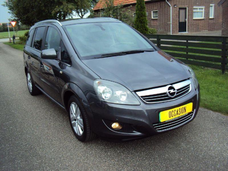 Opel Zafira occasion - Autobedrijf Berentsen