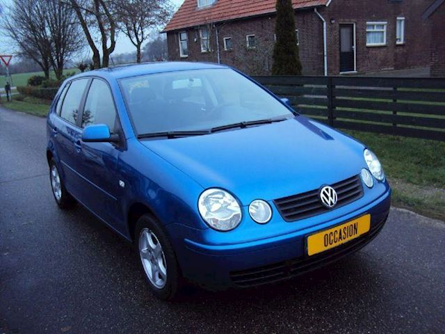 Volkswagen Polo 1.4 75pk/55kw cricket