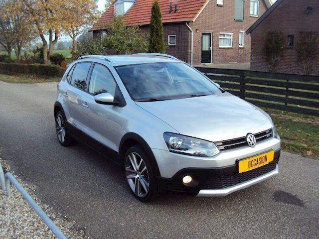 Volkswagen Polo cross 1.2 tsi 105 pk