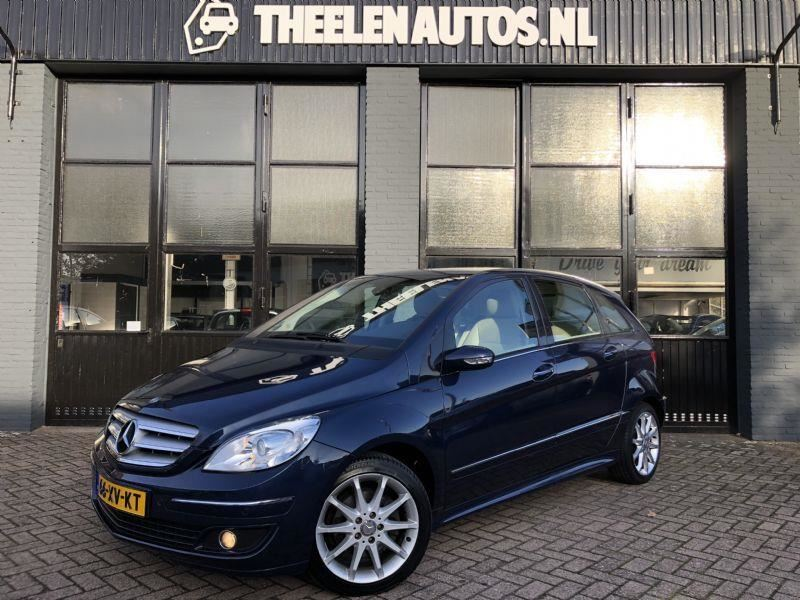 Mercedes Benz B Klasse 200automaat Full Options Leder Clima Etc