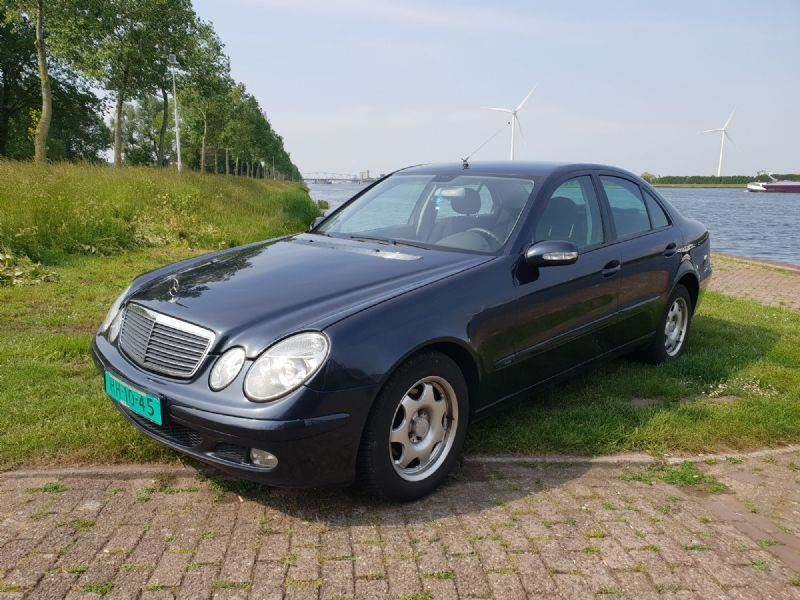Mercedes-Benz E-klasse occasion - Autocentrum Descendre