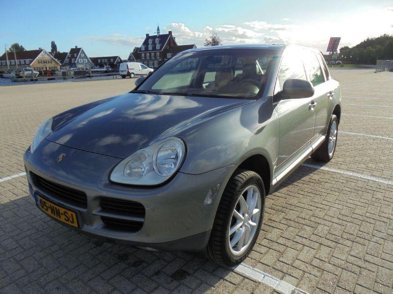 Porsche Cayenne occasion - Garage Hofstee