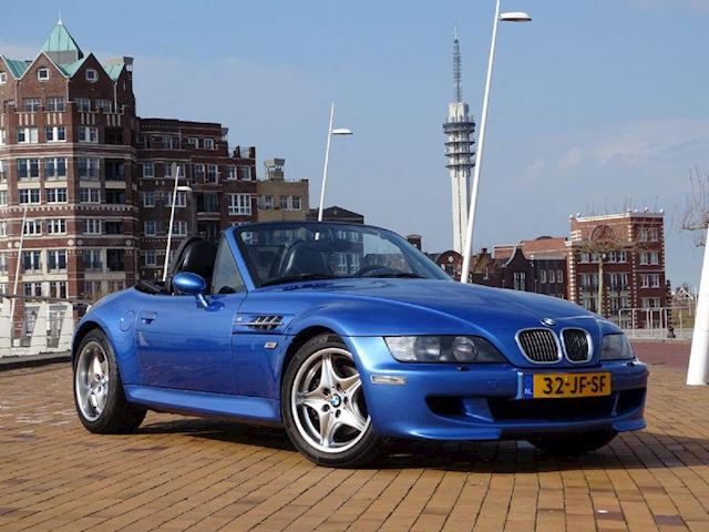 BMW M roadster occasion - MCS Auto's