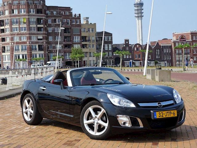 Opel GT occasion - MCS Auto's