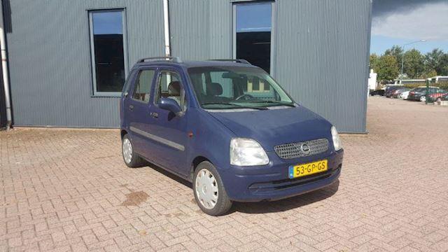 Opel Agila occasion - Trendy Cars