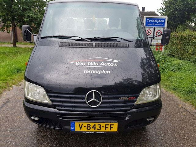 Mercedes-Benz Sprinter 416 CDI 2.7 402