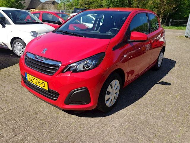 Peugeot 108 1.0 VTi Active TOP!
