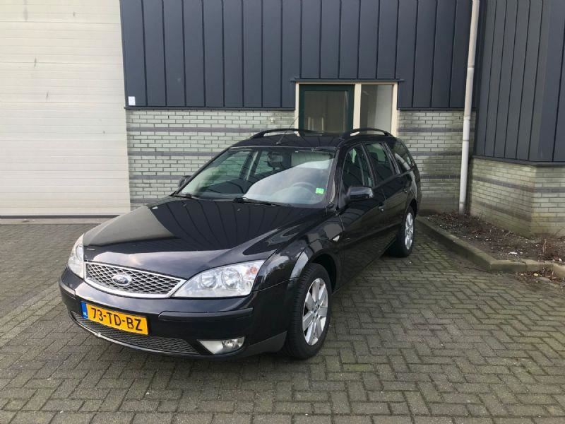 Ford Mondeo occasion - Waardse Auto's