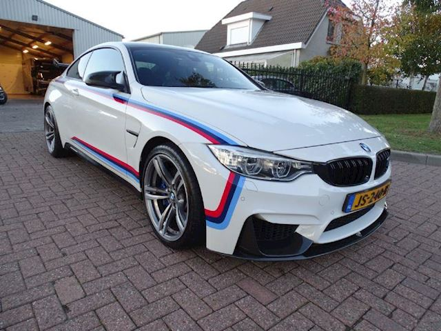 BMW 4-coupe M4 aut