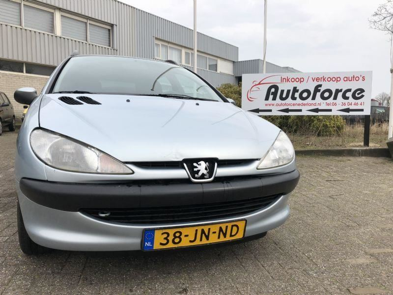 Peugeot 206 occasion - Autoforce