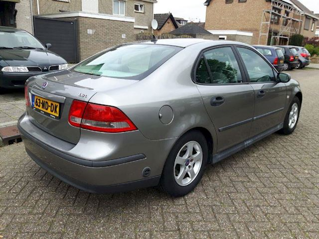 Saab 9-3 Sport Sedan 1.8t Business  LPG-G3-Airco-EXPORT