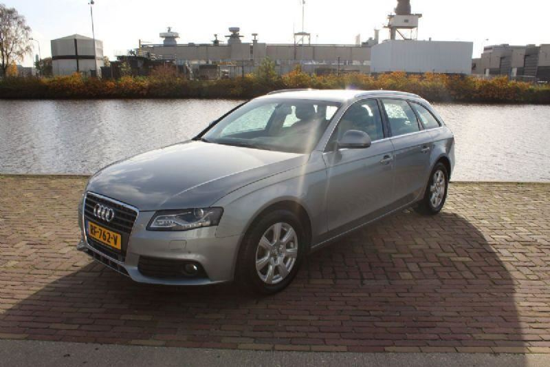 Audi A4 occasion - Auto Boulevard Oldenzaal