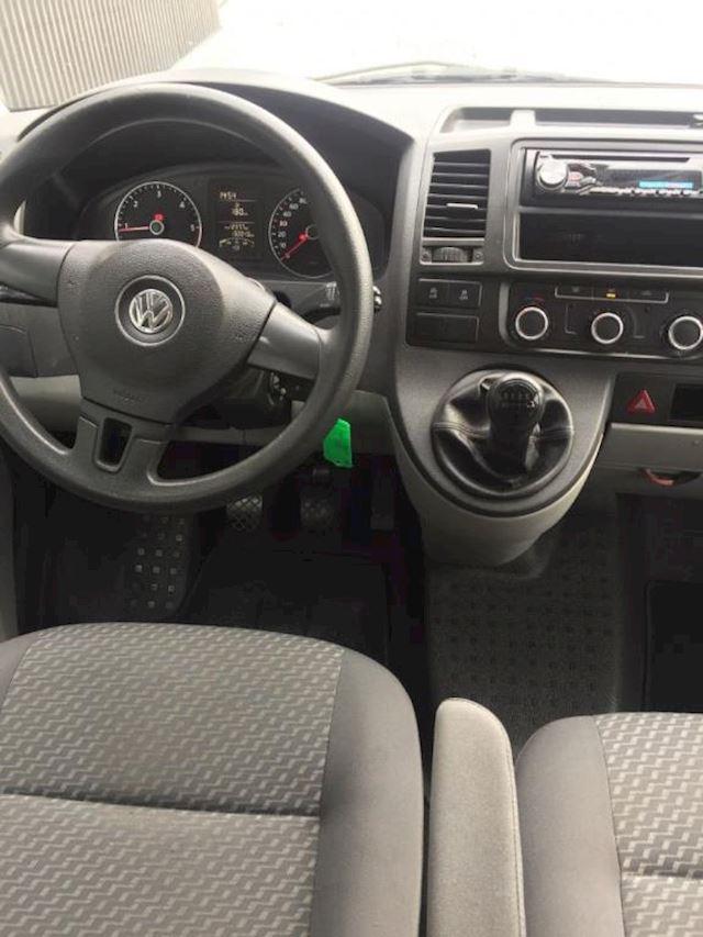 Volkswagen Transporter 2.0 TDI L1H1 BM DC Comfortline