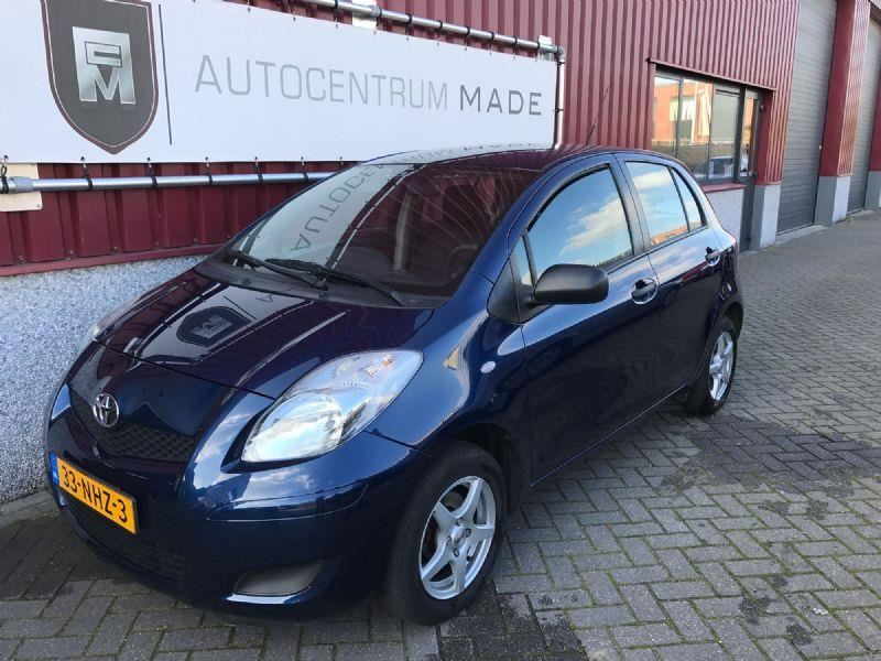 Toyota Yaris occasion - Auto Centrum Made