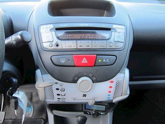 Citroen C1 1.0-12V Selection AIRCO CD LEDER ORG NL NW APK!!