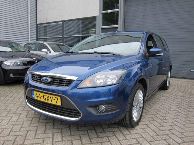 Ford Focus Wagon 1.8 Titanium NAVI CLIMA ORG NL NW APK 1e EIGENAAR