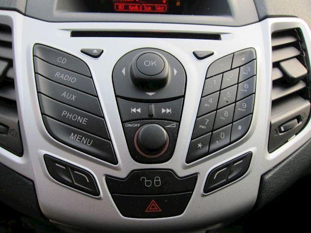 Ford Fiesta 1.6 TDCi ECOnetic Lease CRUISE AIRCO 5 DEURS NW APK!!