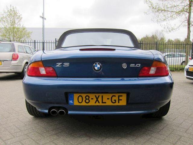 BMW Z3 2.0 LEDER LMV WIDEBODY NW APK 6 CILINDER!!