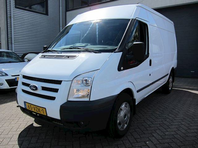 Ford Transit 350M 2.4 TDCI AIRCO CRUISE TREKHAAK NW APK DEALERAUTO