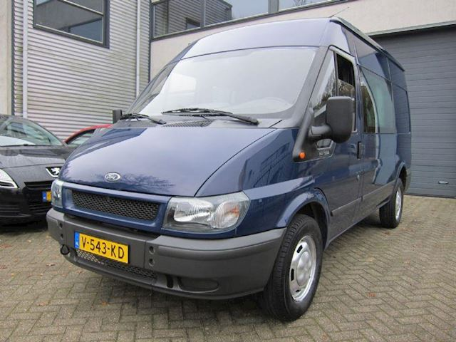 Ford Transit  300M 2.4TDdi HD DC DUBBEL CABINE 95000 KM ORG NL NW APK