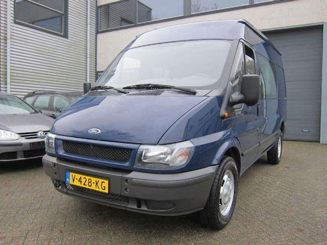 Ford Transit  300M 2.4TDdi HD DC DUBBELE CABINE ORG NL MARGE 66000 KM