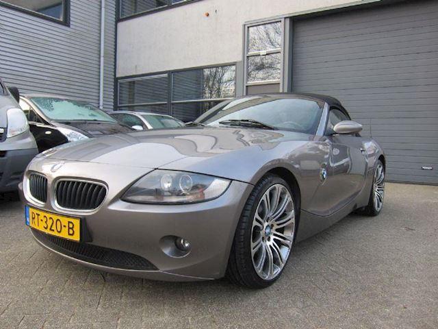 BMW Z4 Z4 Roadster 2.2i LEDER AIRCO ELEC. DAK LMV NW APK