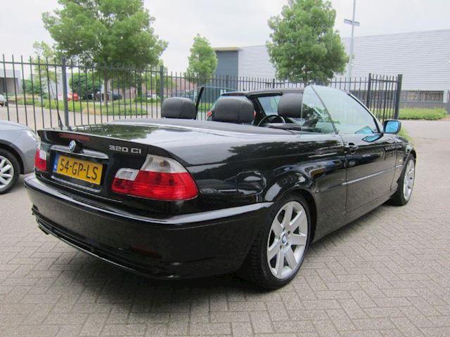 BMW 3-serie Cabrio 320Ci Executive LEDER XENON ORG. NL NAP.