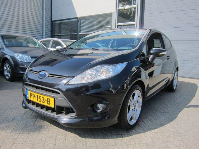 Ford Fiesta 1.6 Sport AIRCO ST SPOILER PRIVACY GLASS NW APK