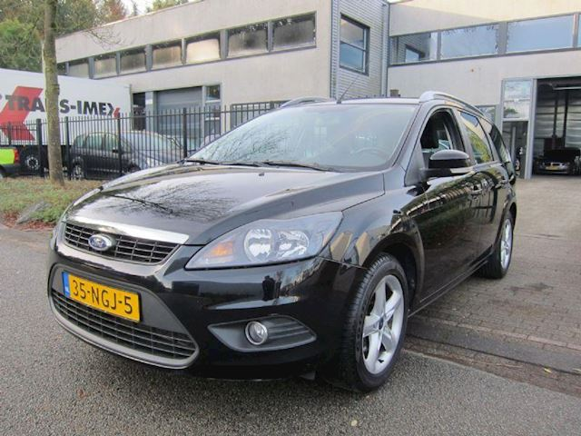 Ford Focus Wagon 1.6 Comfort TREKHAAK CRUISE NW DISTR!!