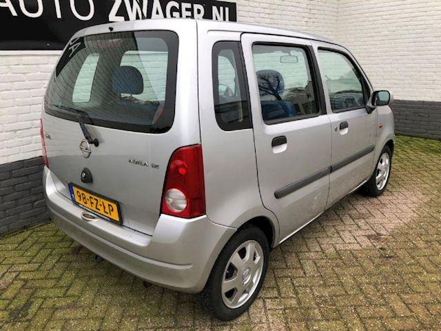 Opel Agila 1.2-16V nieuwe APK radio/cd elek.ramen
