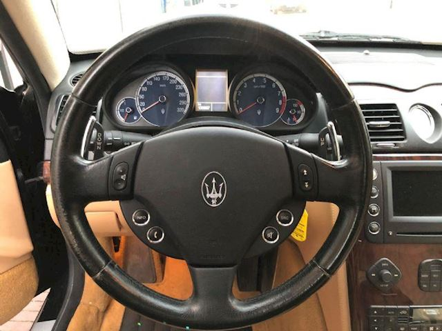 Maserati Quattroporte 4.2 Duo Select Navi Leer Xenon DVD