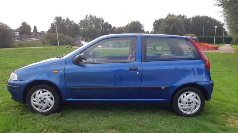 Fiat Punto occasion - Car Trade Nass