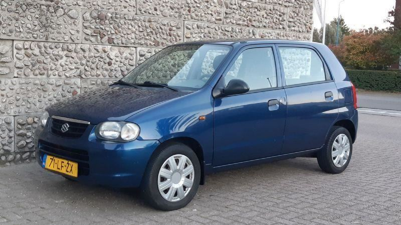 Suzuki Alto occasion - Car Trade Nass
