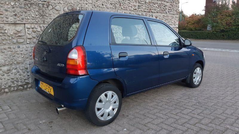 Suzuki Alto occasion - Car Trade Nass