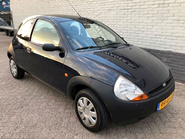 Ford Ka 1.3 Stuurbekrachtiging & Nieuwe APK (2005)