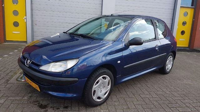 Peugeot 206 occasion - Car Trade Nass
