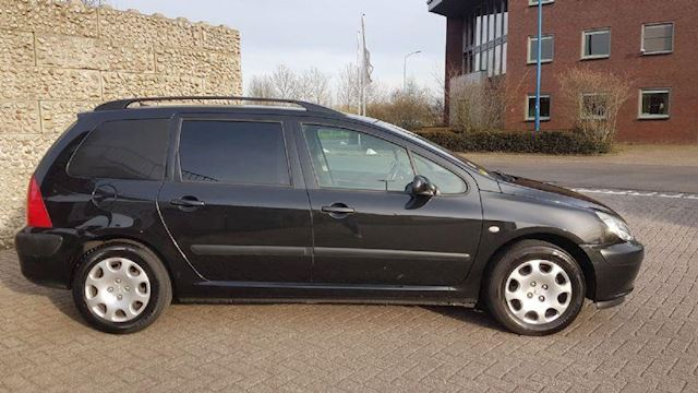 Peugeot 307 occasion - Car Trade Nass
