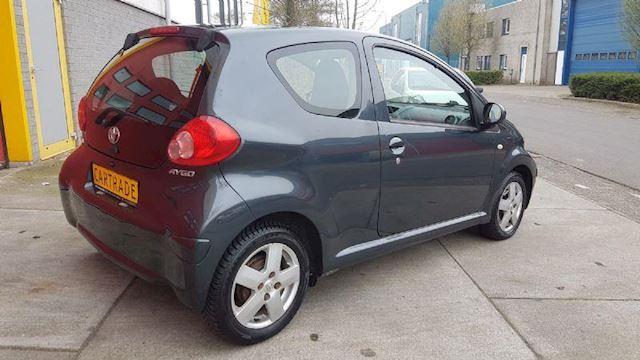 Toyota Aygo occasion - Car Trade Nass