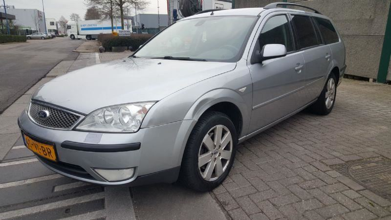 Ford Mondeo occasion - Car Trade Nass