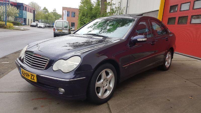 Mercedes-Benz C-klasse occasion - Car Trade Nass