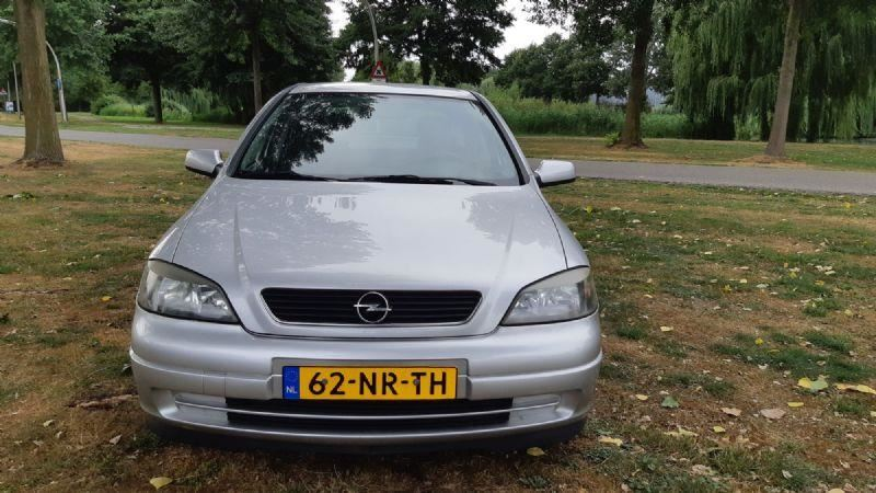 Opel Astra occasion - Car Trade Nass