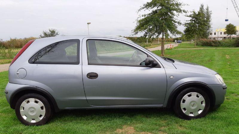 Opel Corsa occasion - Car Trade Nass