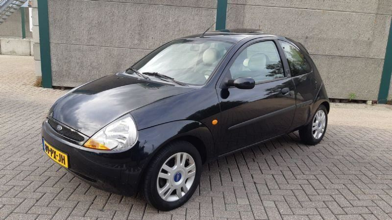 Ford Ka occasion - Car Trade Nass