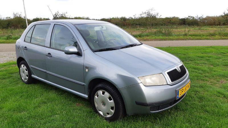 Skoda Fabia occasion - Car Trade Nass