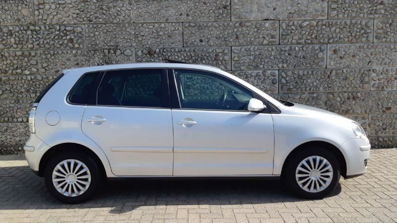Volkswagen Polo occasion - Car Trade Nass