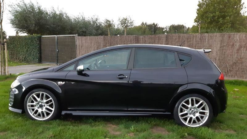 Seat Leon occasion - Car Trade Nass