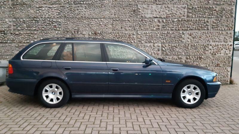BMW 5-serie occasion - Car Trade Nass