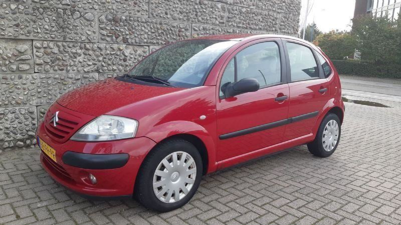 Citroen C3 occasion - Car Trade Nass